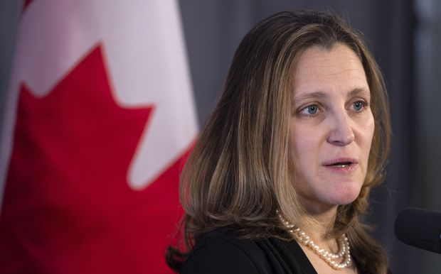 Ottawa says it has contacted Syrian Kurdish officials for information on detained Canadians