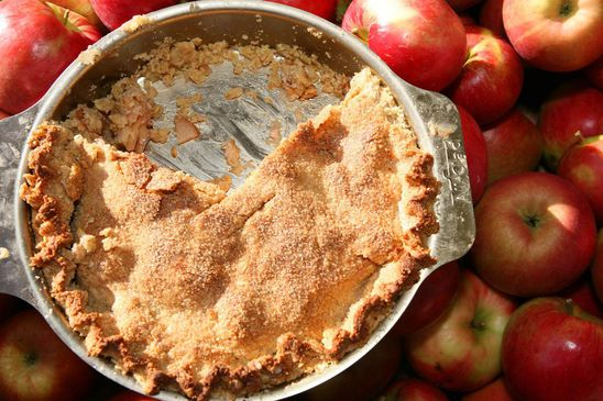 Picking apples is a fall tradition, but what happens when you end up with 20 pounds of them?