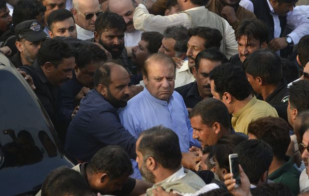 What happens next after IHC orders Nawaz Sharifs release?