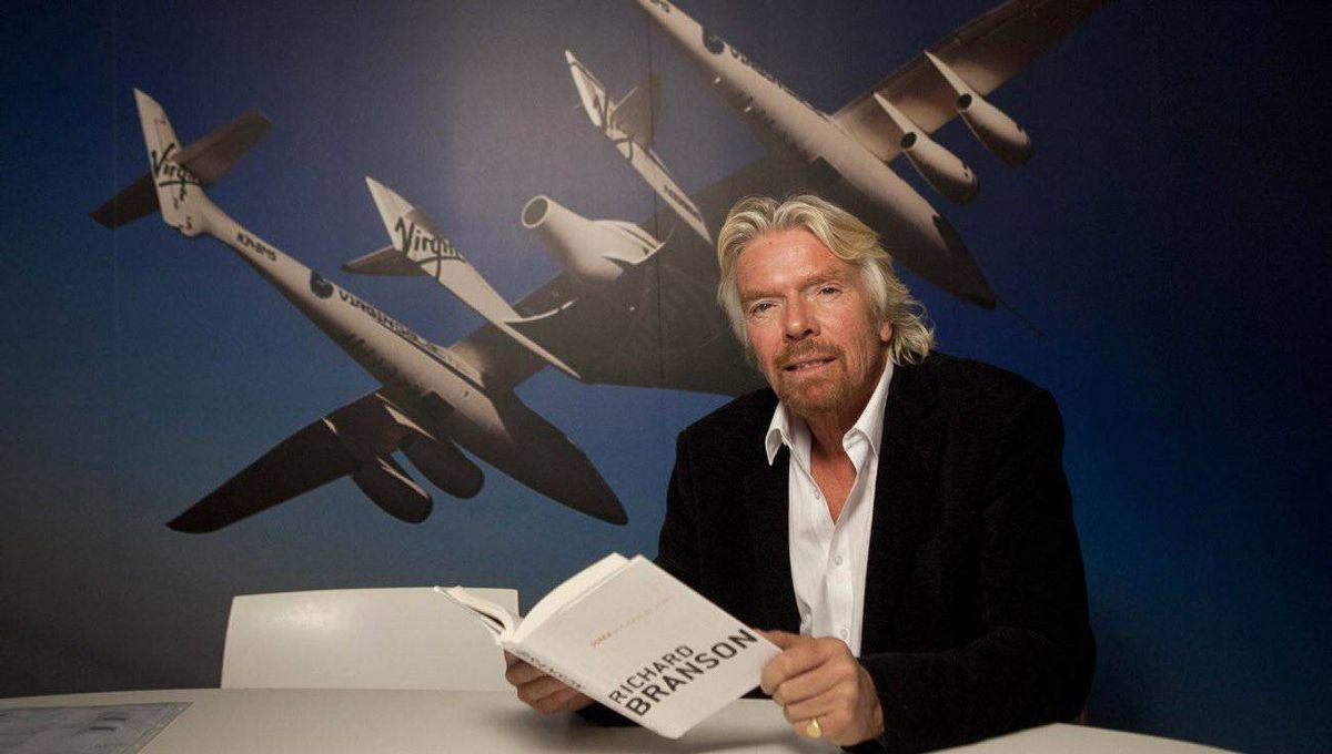 Richard Branson has a new prescription for capitalism.