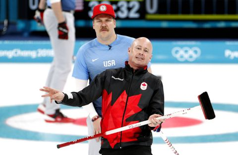 Americans beat Canada in curling, too; will play for gold medal