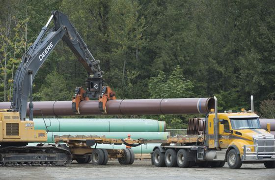 B.C. high court tells province to reconsider environmental approval for Trans Mountain pipeline expansion