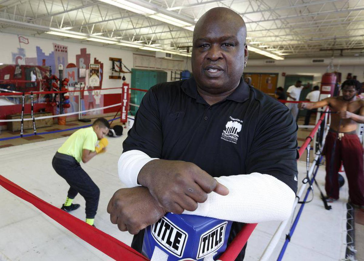 Buster Douglas Now