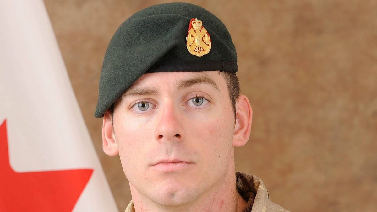 Cpl. Joshua Caleb Baker, 24, was killed during a training accident at a range northeast of Kandahar City .