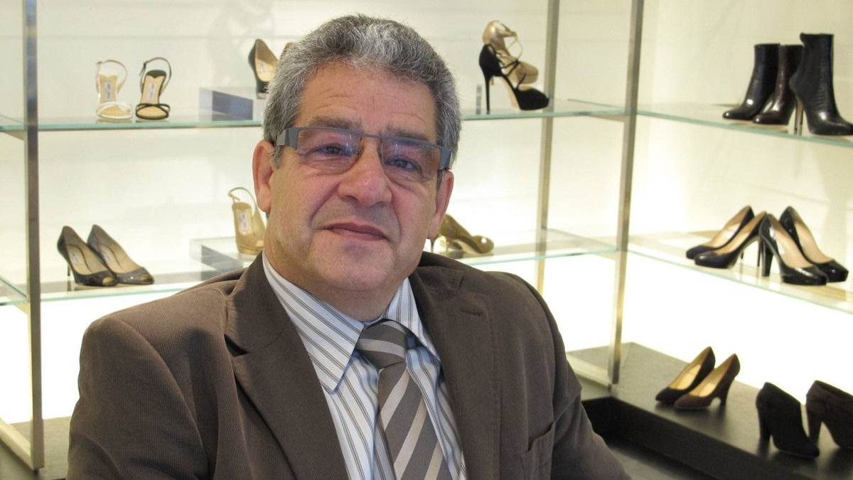David Markowitz,president and chief executive officer of Markio Designs, parent company of Davids and Capezio shoe store chains
