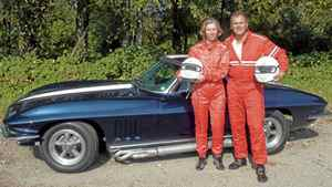 Husband-and wife race team Tony and Lee-Ann Strelzow of Vancouver will compete again in this years La Carerra Panamericana__Credit: Tont and Lee-Ann Strelzow