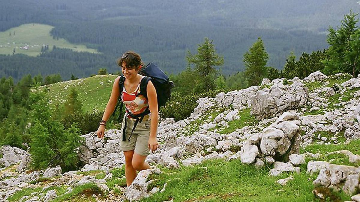 More than half of Slovenia is covered in forest, and much of it is protected - it's nirvana for outdoor enthusiasts.