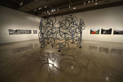 Ai Weiwei exhibit offers a monumental study of contradiction