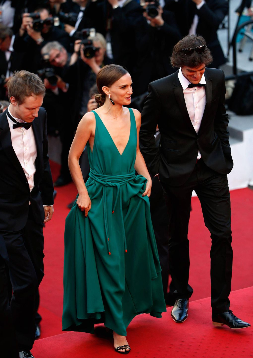 In photos: See the stars on the Sicario red carpet in Cannes