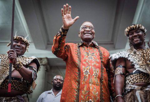 Mantashe: ANC Cadres Hurting Zuma By Abusing His Name