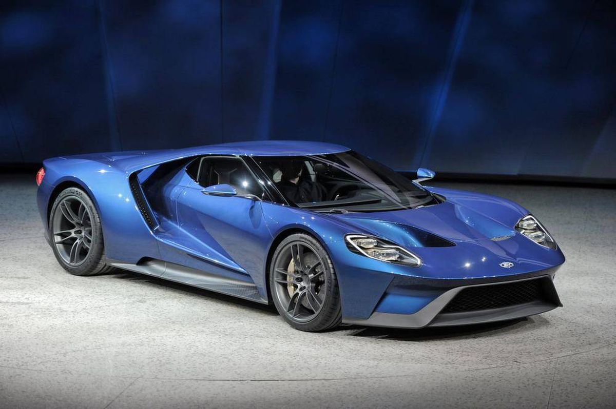 New GT supercar is the fastest Ford production car ever - The Globe ...