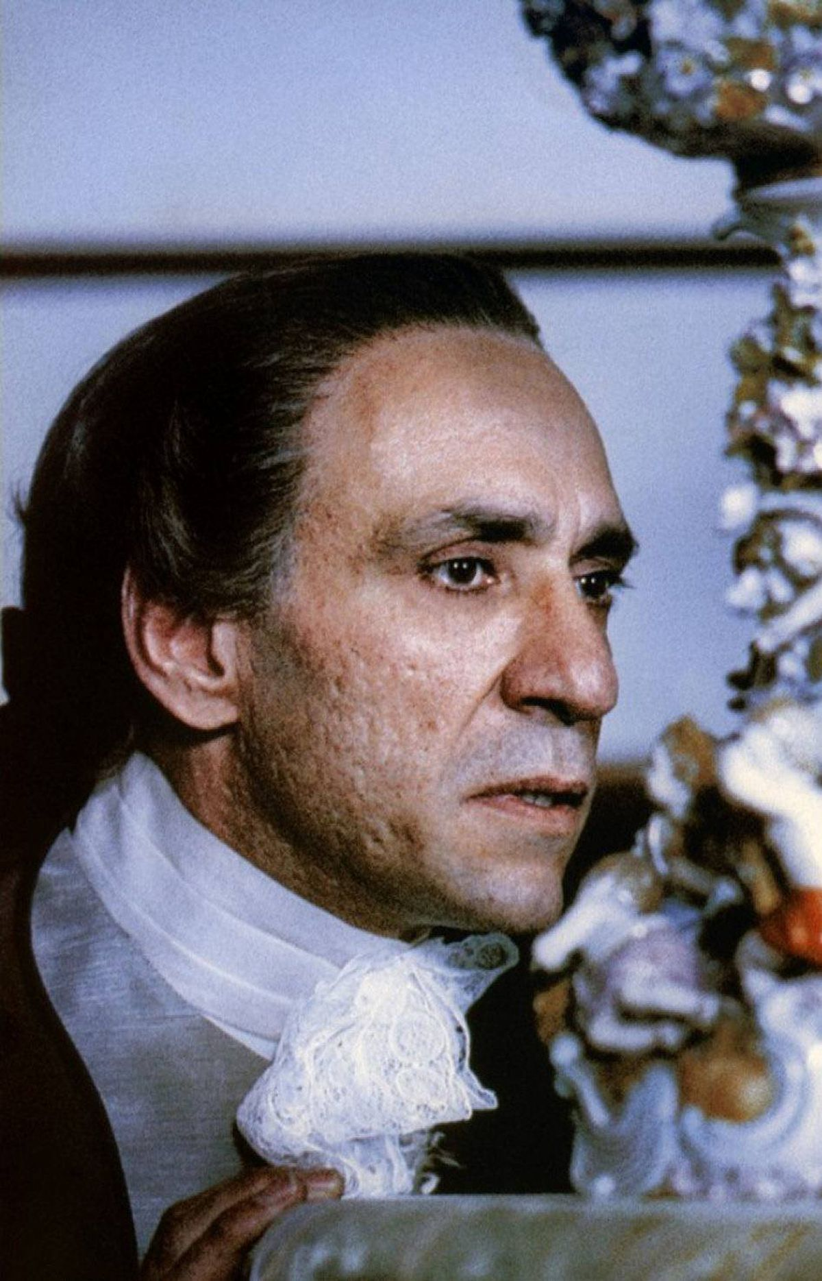 MOVIE Amadeus TCM, midnight ET; 9 p.m. PT Directed by Milos Forman and based on the stage play by Peter Shaffer, this rousing period piece collected best-picture honours at the 1984 Academy Awards. Set in mid-1800s Vienna, the story is told from the viewpoint of the aging composer Salieri, played by F. Murray Abraham in an Oscar-winning turn, who recalls the events of three decades before when the young Wolfgang Amadeus Mozart (Tom Hulce) became the chosen one in the court of Emperor Joseph II (Jeffrey Jones). The bitterly jealous Salieri tries to exact revenge upon rival by posing as a wealthy benefactor and commissioning the fantastically intricate Requiem, which eventually costs the younger composer his very life. Brilliant and buoyed immeasurably by the Mozart soundtrack.