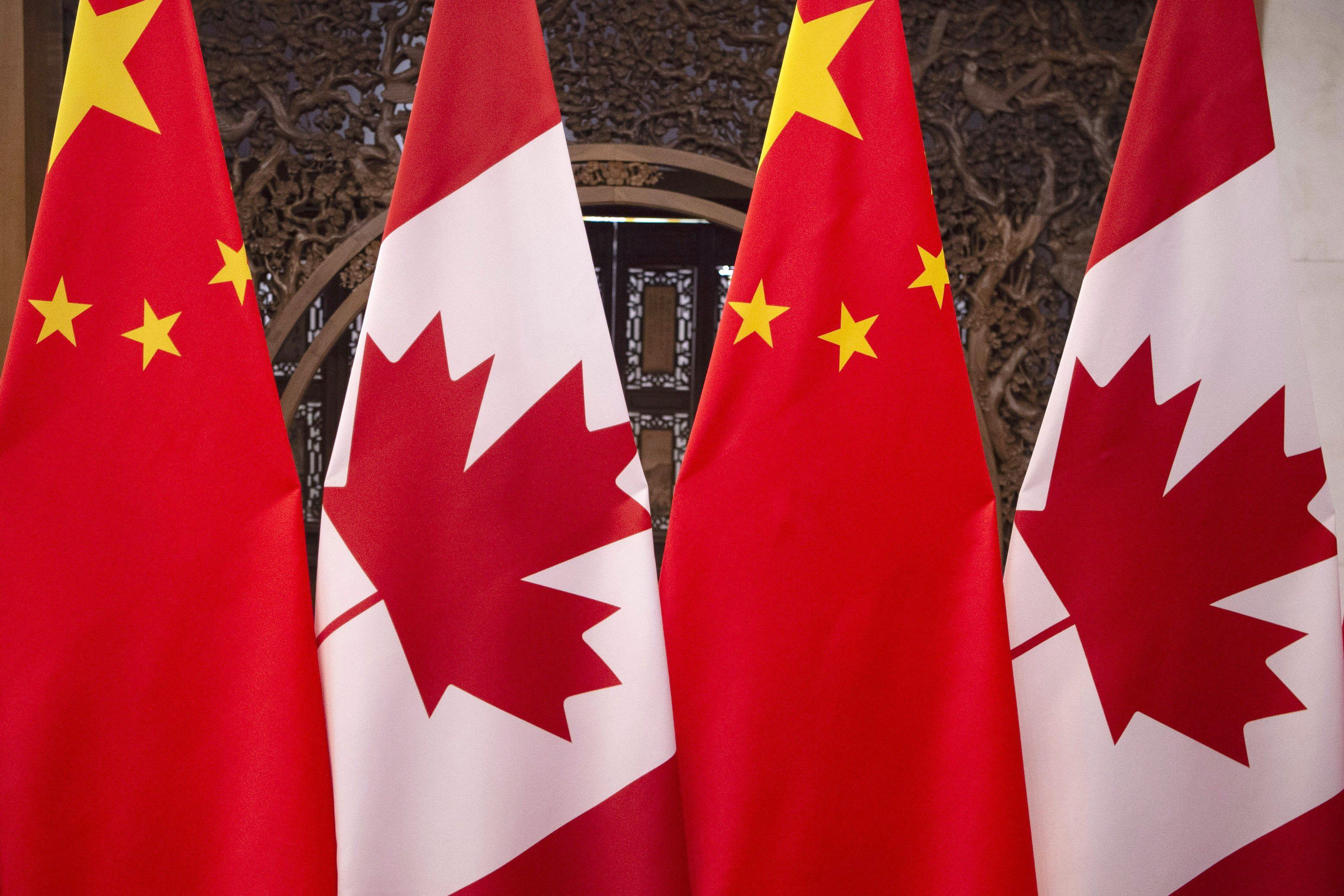 China says relationship with Canada suffering 'gross difficulties,' demands Meng Wanzhou be released