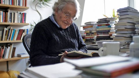 Noam Chomsky industry continues with Requiem for the American Dream