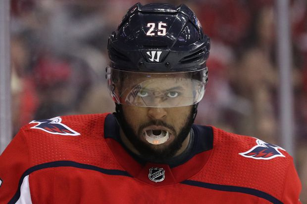 competitive price f4a66 d6933 Former teammates confident Cup hero Devante Smith-Pelly will ...