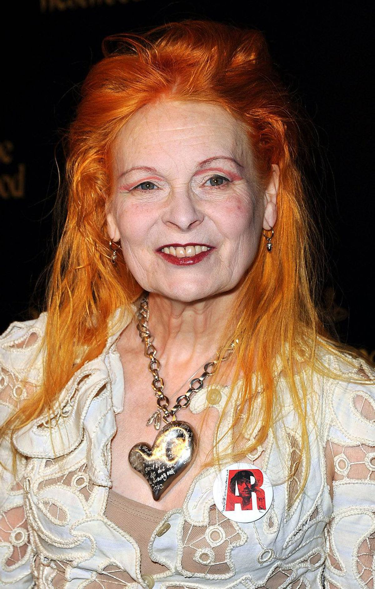 Vivienne Westwood: Legendary locks