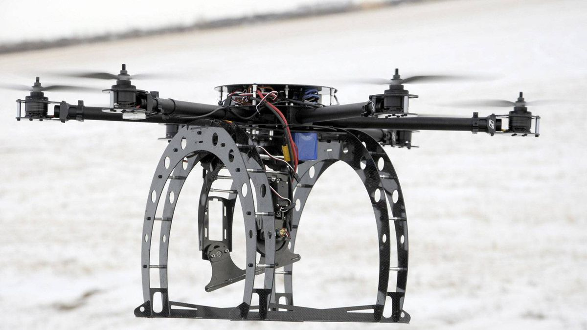 While drones are best known for their overseas military applications, they have a number of commercial, peacetime uses.