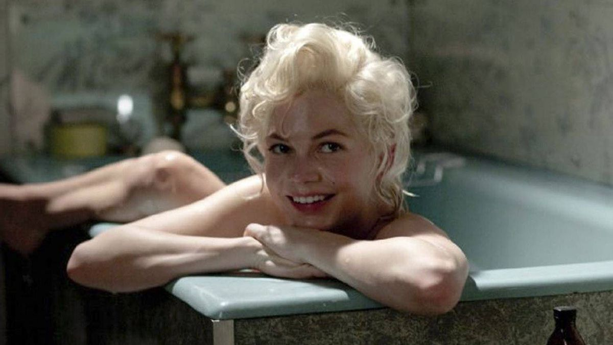 My Week with Marilyn (Nov. 25) Michelle Williams, already twice-nominated for Oscars (Brokeback Mountain, Blue Valentine) immerses herself in the role of the insecure screen siren Marilyn Monroe, in this memoir-based British drama of a young production assistant (Eddie Redmayne) who escorted the star around England in 1957, when she co-starred with an impatient Laurence Olivier (Kenneth Branagh) in the troubled shoot of The Prince and the Showgirl. 3/5
