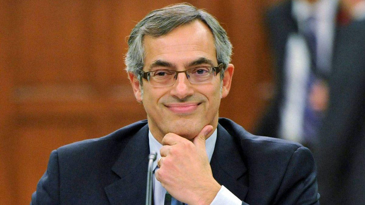 Treasury Board President Tony Clement appears before the Commons public accounts committee looking into G8 spending on Nov. 2, 2011.