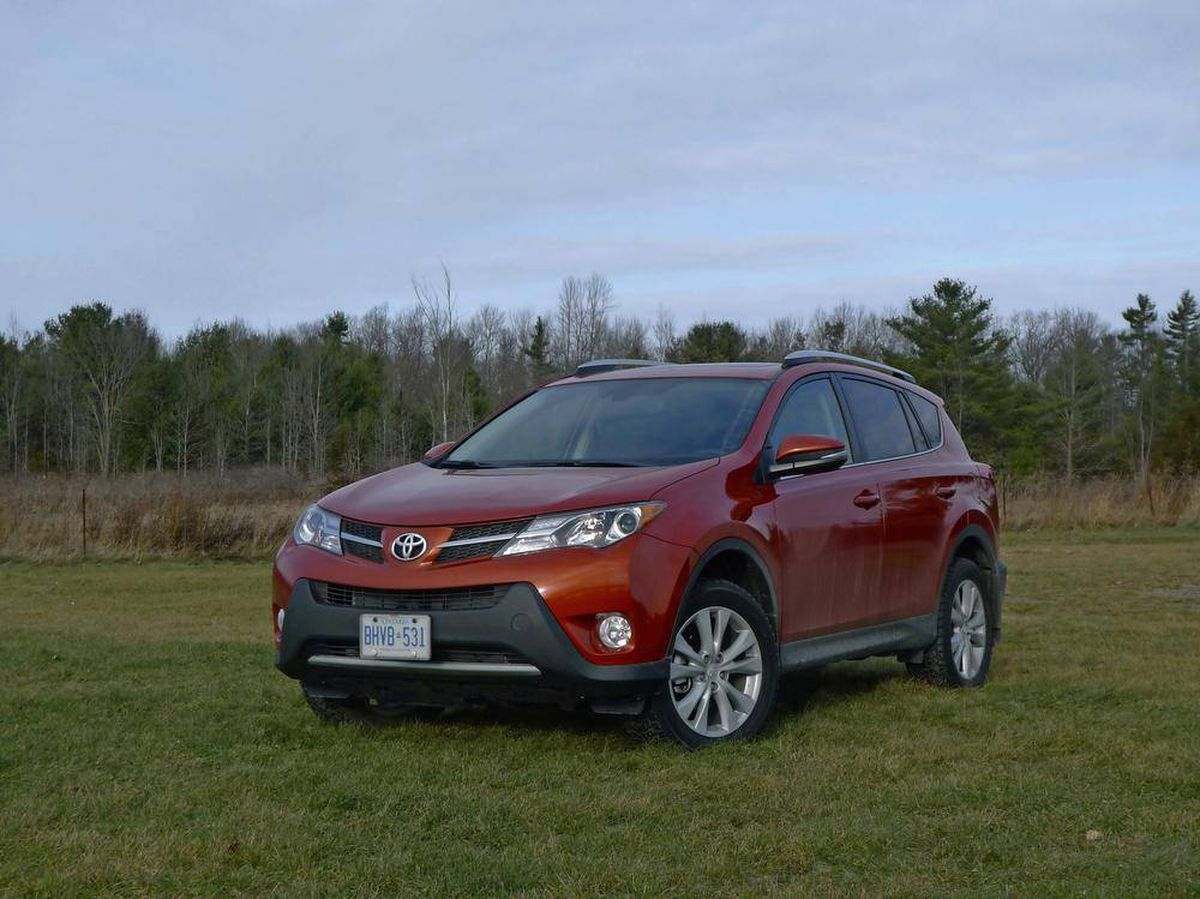 Toyota Dartmouth Service Review: 2015 Toyota Rav4 has everything for a young family ...