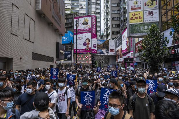 China lodges stern representations with United Kingdom over Hong Kong comments