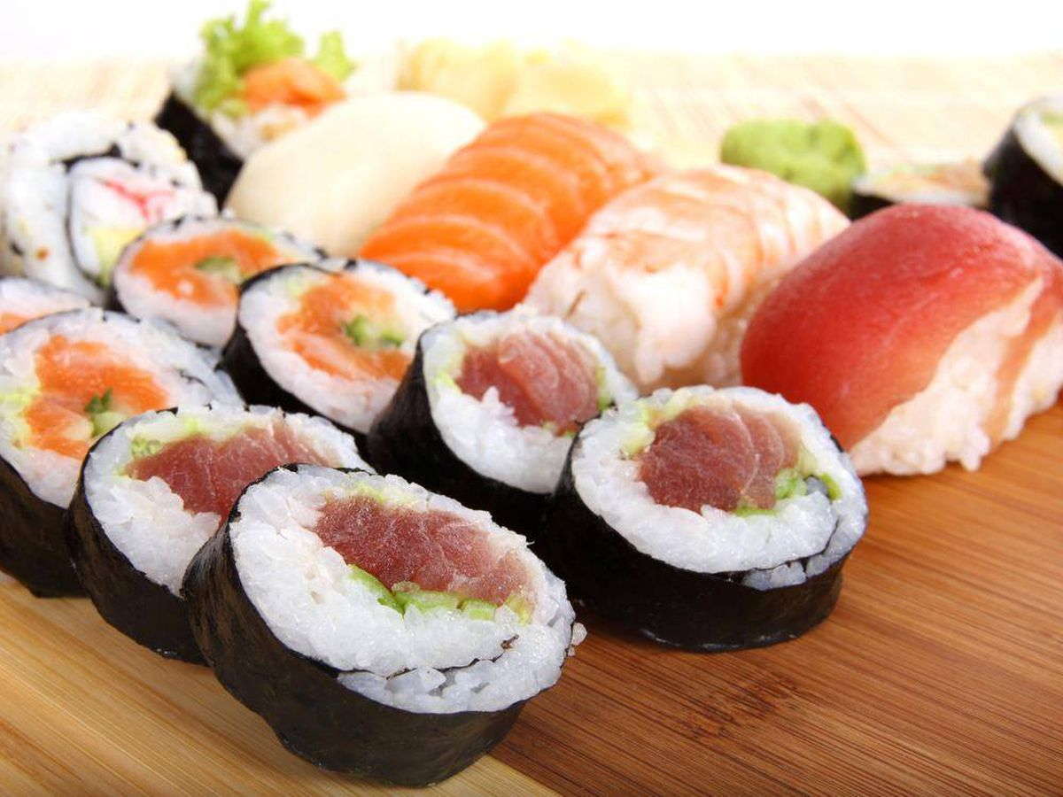 How much sushi can I eat if I want to lose weight? - The