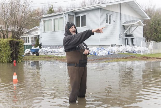 Almost 3,800 businesses in three regions at risk from flooding, Statscan says
