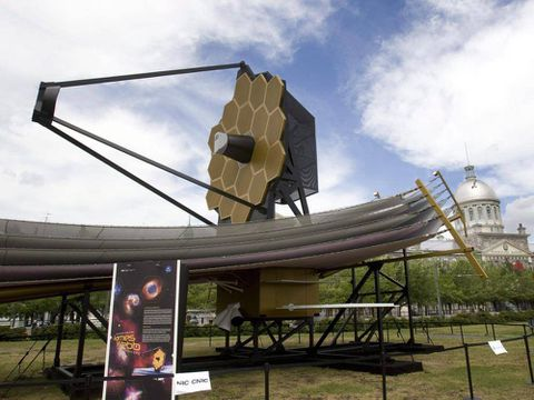 Canada contributing to telescope involved in search for extraterrestrials