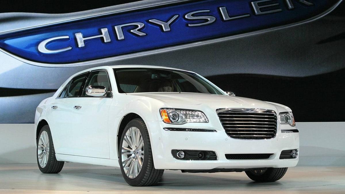 The revamped 2011 Chrysler 300