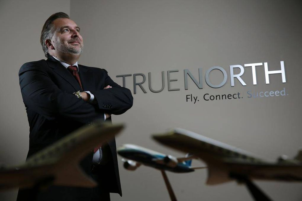 In Pictures: TrueNorth Avionics' entrepreneurial success story