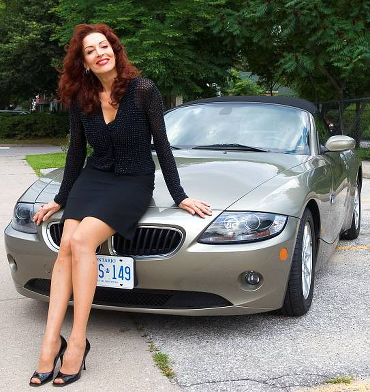 Lynne Russell S Bmw Z4 The Globe And Mail