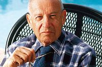Peter Drucker, the business management visionary whose humanist ideas deeply shaped the way the modern corporation is run. Drucker died at the age of 95 in his home in Claremont, California, the university confirmed 12 November, 2005.