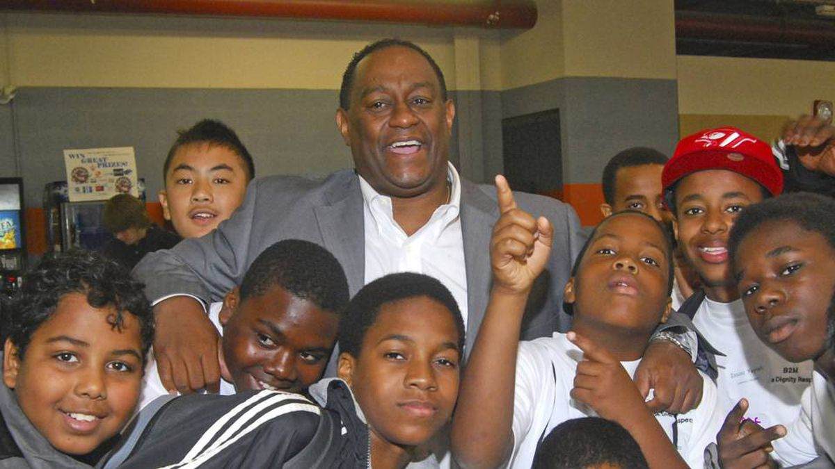 Chris Spence, TDSB director of education, wants to change the way boys are taught in school.