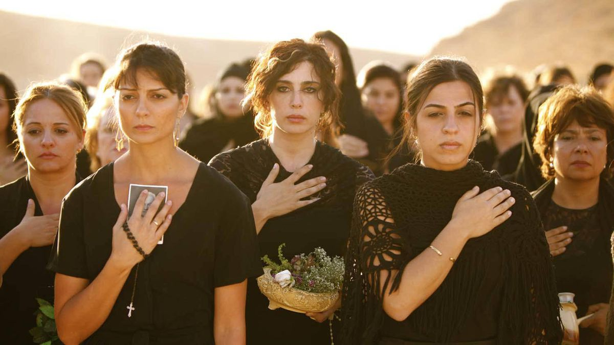 A scene from the Lebanese film Where Do We Go Now?, which won the TIFF 2011 People's Choice Award in Toronto on Sunday, Sept. 18, 2011.