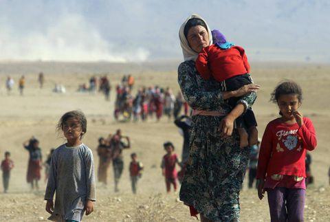 Canada funding war crimes investigation into Islamic State