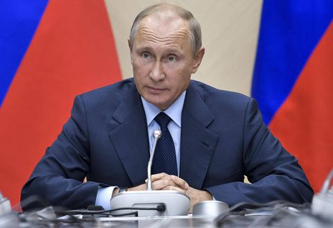 Blasting US, Putin Orders Destruction of Russia's Last Chemical Weapons