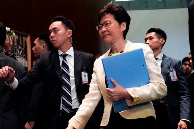 Hong Kong, Taiwan spar over fugitive suspect whose case indirectly sparked mass protests