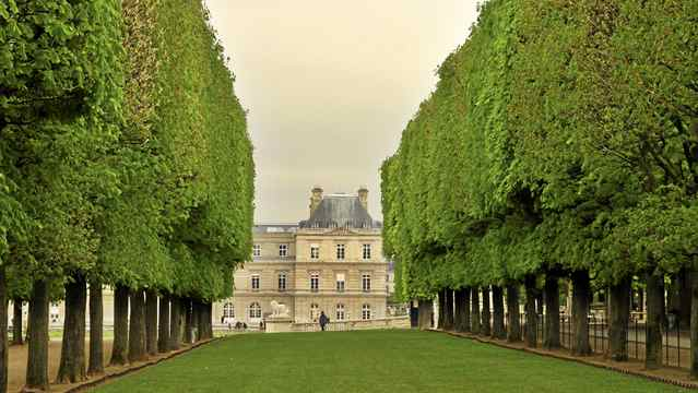 Don't forget to explore the southwest corner of Luxembourg gardens.