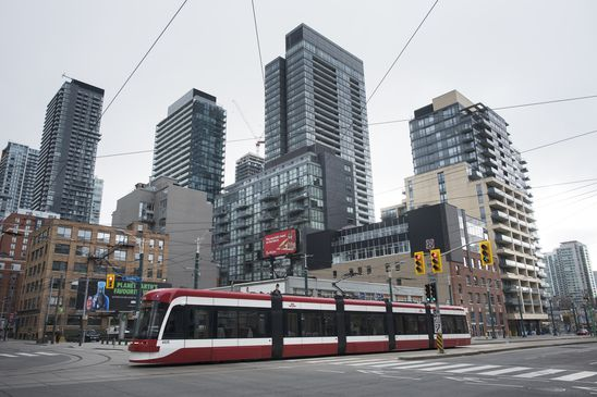 Why Toronto's condo market could get rougher this year