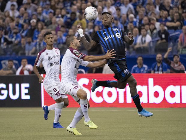 CONCACAF Champions League: Olimpia take lead on Impact