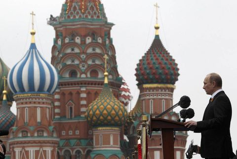 Moscow scoffs at U.K.'s warning of 'real and present danger' from Russia