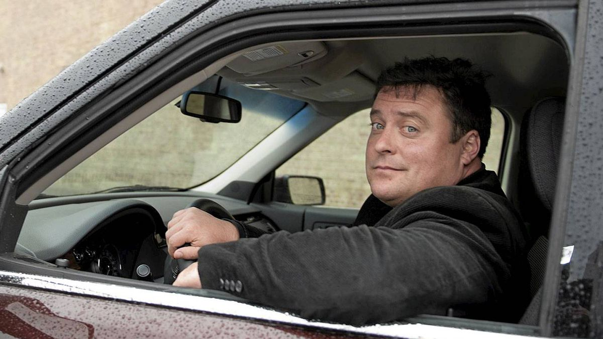 Award-winning comedian Sean Cullen is quirky and fun and needs a ride that suits his unique personality