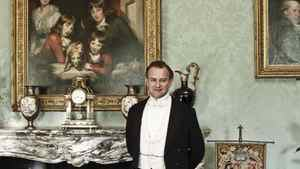 Hugh Bonneville as the Right Honourable Robert Crawley, Earl of Grantham, lord of Downton Abbey