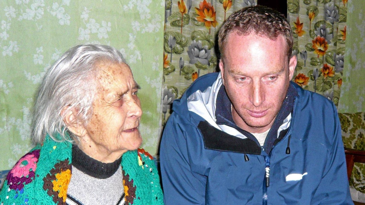 The author listens to the stories of Veronica, one of the last town elders who remembers the pre-war community in Kupiskis.