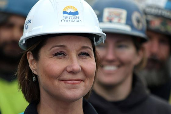Don't expect B.C. reform bill to curb cash-for-access - The Globe and Mail