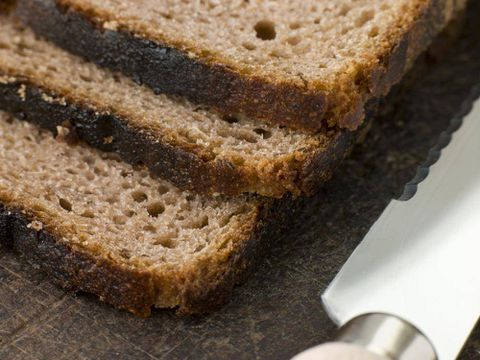 Is rye bread really healthier than white?