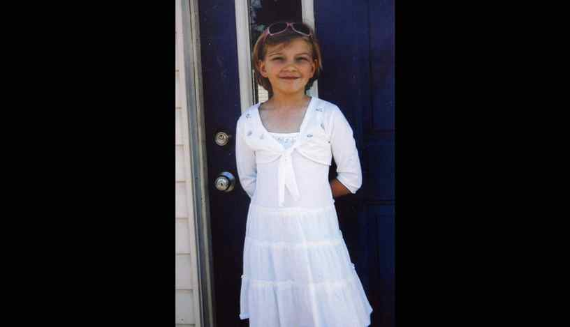 "Missing Victoria ""Tori"" Stafford, 8, is shown in this photo copied from a poster, in Woodstock, Ont. on April 10, 2009."