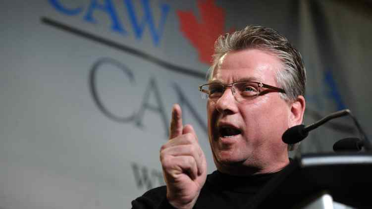 Ken Lewenza is president of the Canadian Auto Workers.