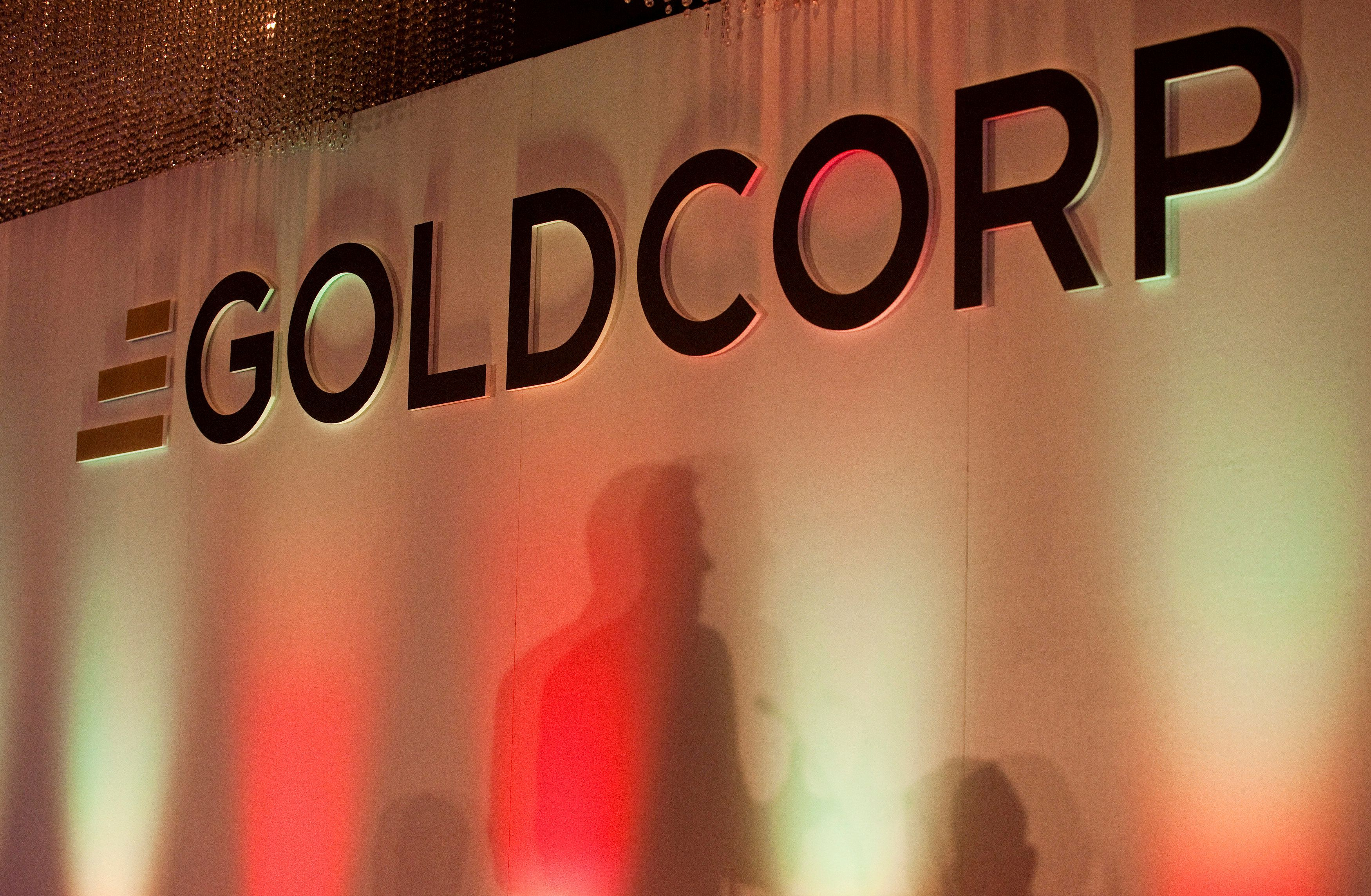 Goldcorp's adjusted profit misses expectations as output