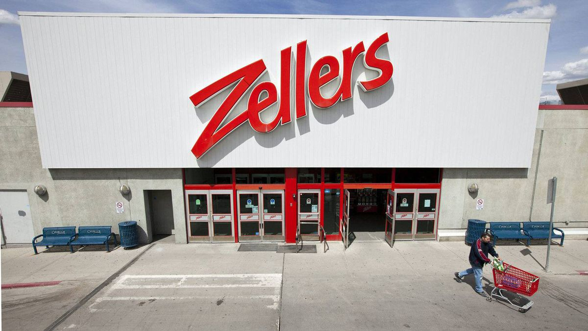 Calgary Auto Mall >> Hudson's Bay to close remaining Zellers stores - The Globe and Mail